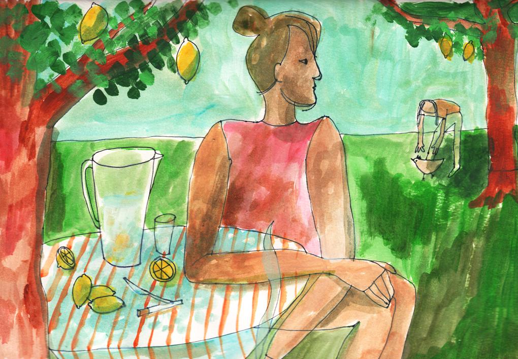 drawing-lemons