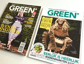 GREEN.2 MAGAZINE