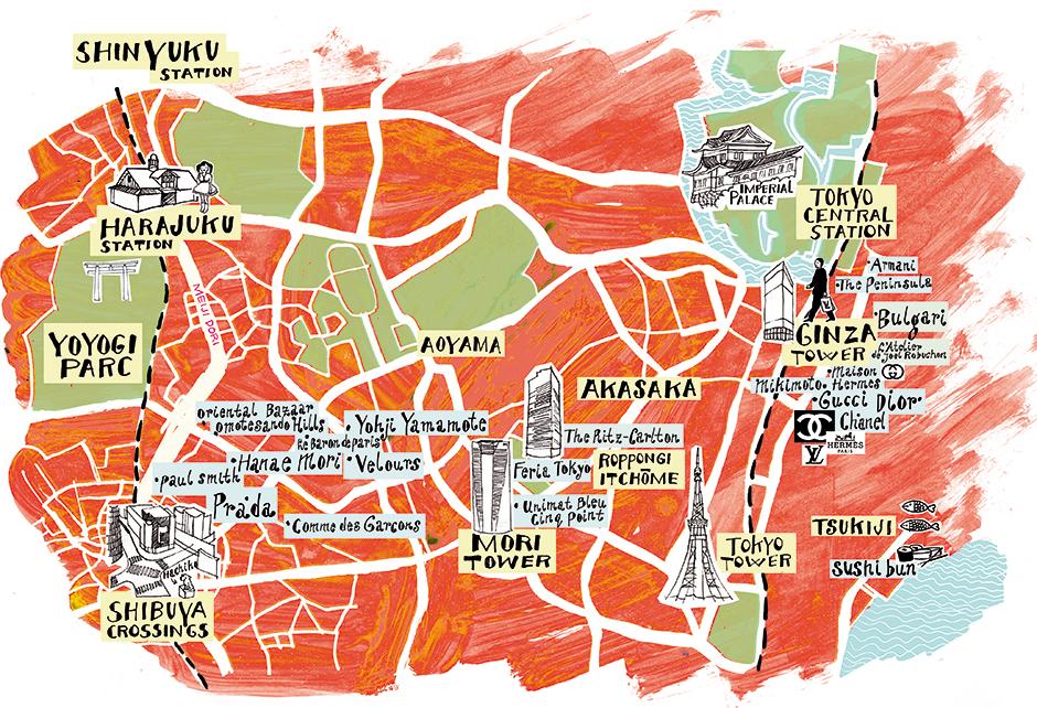 maps-tokyo