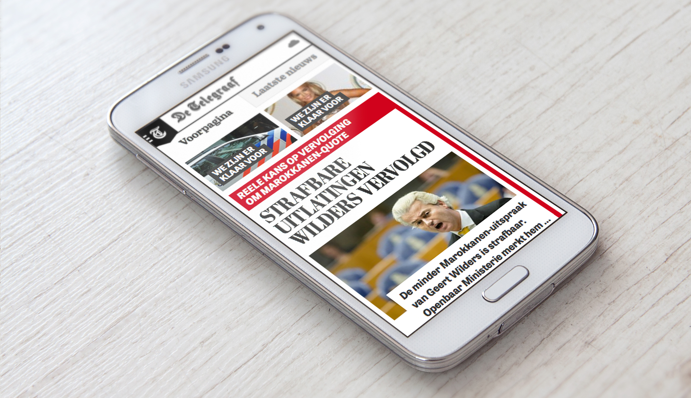 telegraaf-android-phone-app