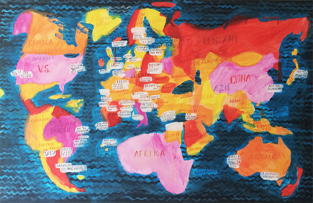 worldmap-art
